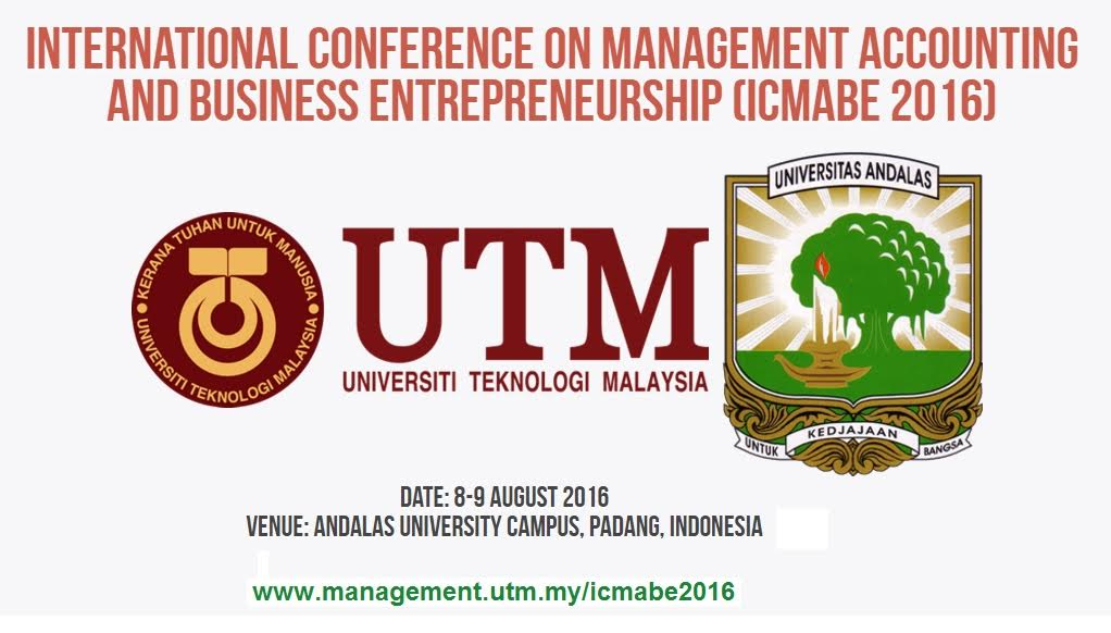 International Conference on Management Accounting and Business Entrepreneurship