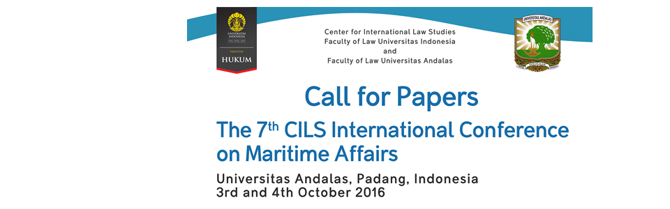 The 7th CILS International Law Conference 2016
