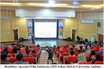 AFI Roadshow 2016 at the Andalas University