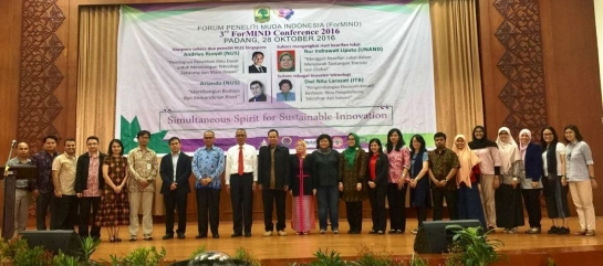 3rd Conference of  ForMIND 2016