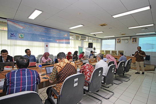 Prodi Ilmu Ekonomi Unand Adakan In House Training Choice Modelling